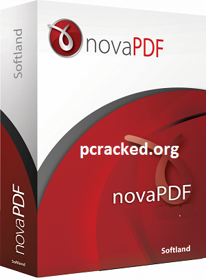 novaPDF Pro 10.6 Build 122 Crack