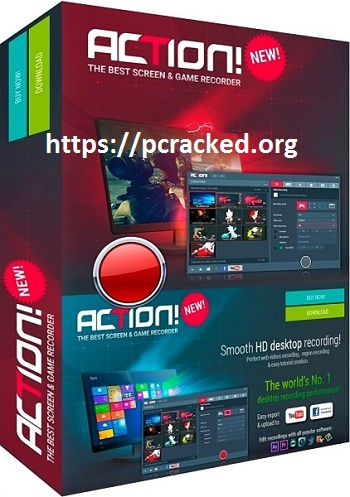 Mirillis Action 4.14.0 Crack