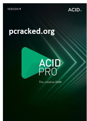 MAGIX ACID Pro 9.0.3 Build 32 Crack
