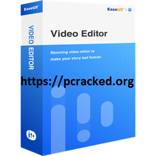 EaseUS Video Editor Pro 1.5.7.28 Crack